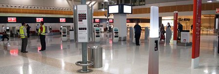 Next Generation Check-in – Is Qantas becoming a half-full service airline?