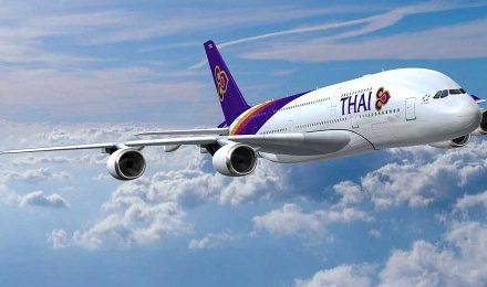 Thai Airways A380 – can't wait