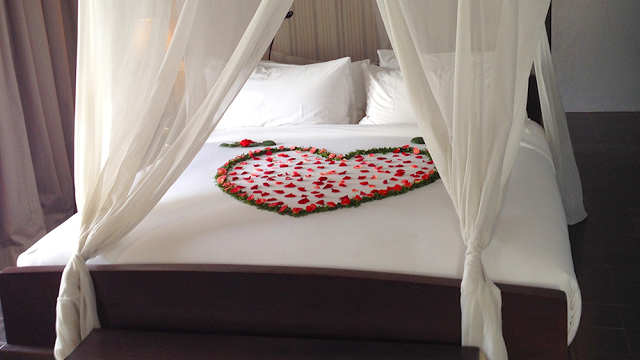 5 Cute things hotels do to make you feel loved