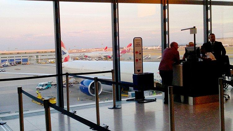 British Airways and Lufthansa suspend flights to Cairo – security precaution