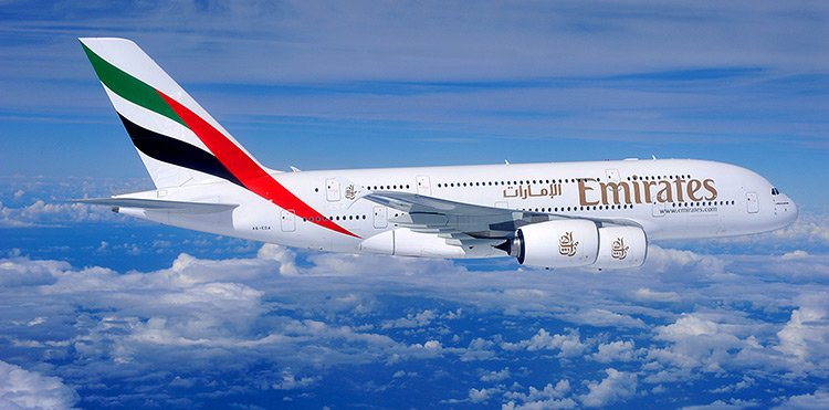 You can now leave Sydney on 4 daily A380 Emirates flights