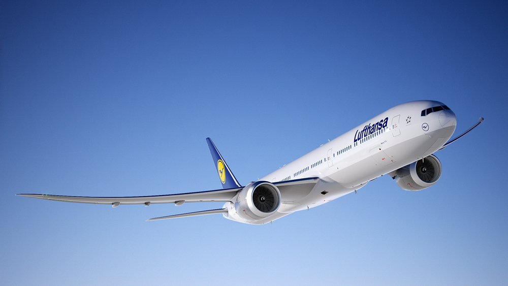 Neunundneunzig Lufthansa Balloons – no first, new business class, but you have to wait for it