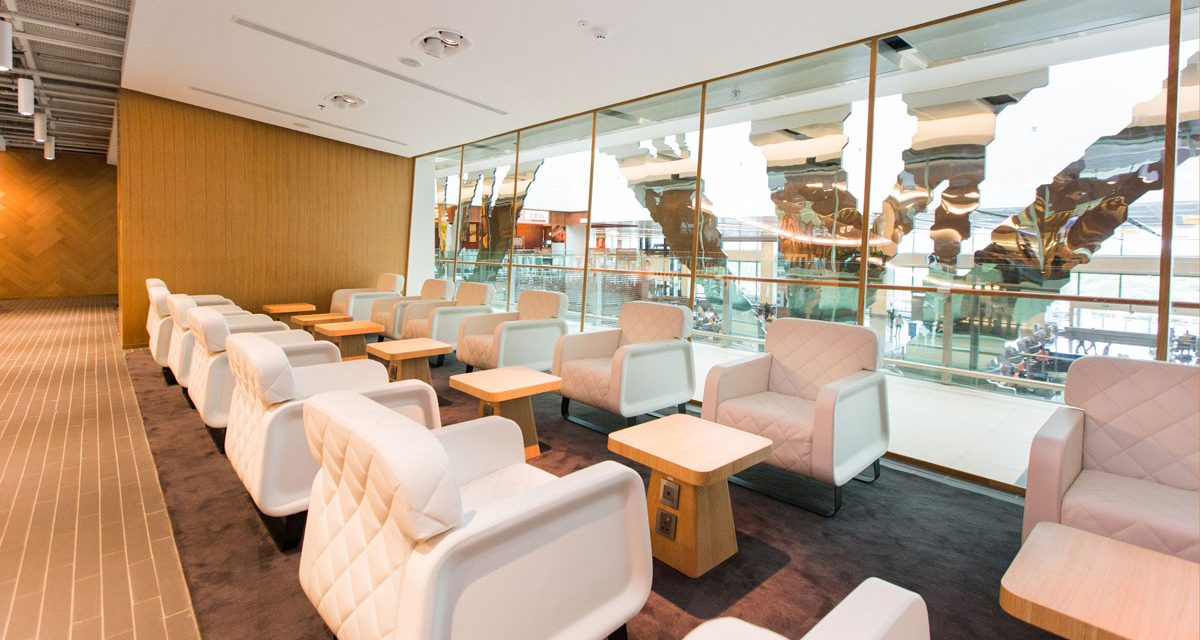 QANTAS: International Lounges – 3 reopen, 1 closes for good