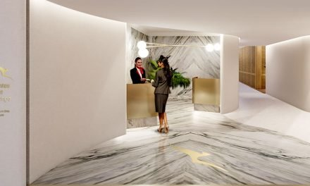 Qantas: Bigger Business and First Lounge for Singapore Changi