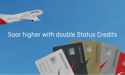 Qantas Double Status Credits:  October 11 to 16 (updated)