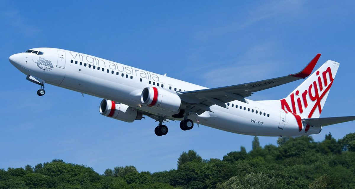 Virgin Australia: regional routes dropped, and 56 Boeing 737s retained