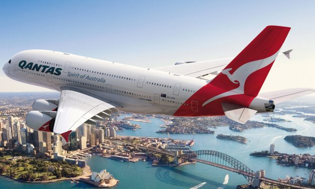 Qantas Points Plan flights – how many points will they burn?