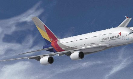 Asiana: 'Business Suites' – we used to call it First?