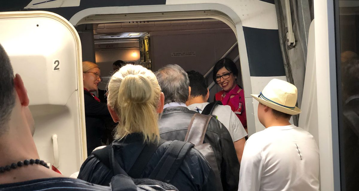 Qantas: Priority Boarding – better luck this time