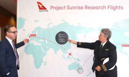 News: Qantas Sunrise Project  – Are we there yet? Are we there yet?