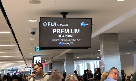 Fiji: Flights cancelled due to impending tropical cyclone