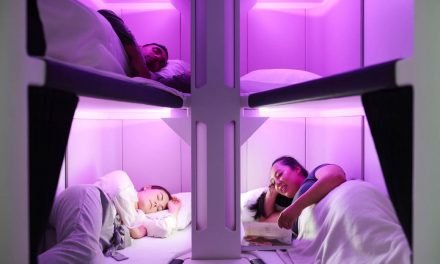 Air NZ: Bunk Beds for Economy?