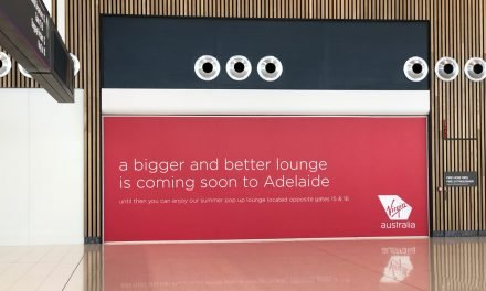 Virgin Australia: Adelaide Lounge to open before March 2021