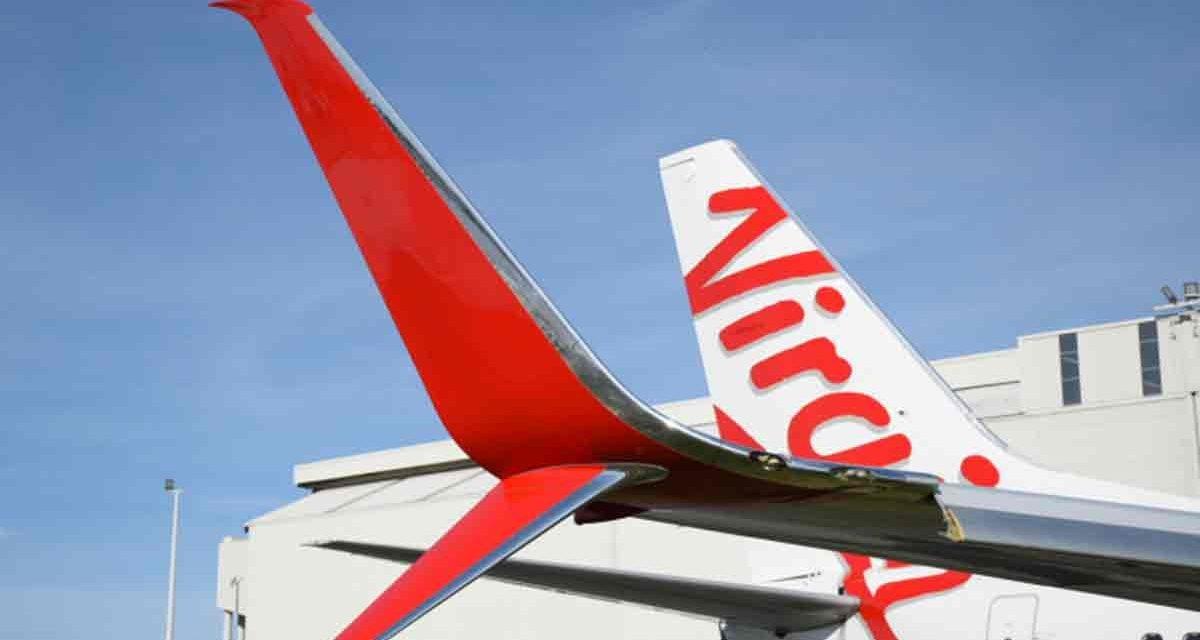Virgin Australia: Trading Halt