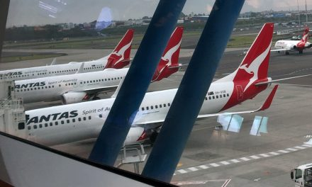 QANTAS: restricting online purchases with points