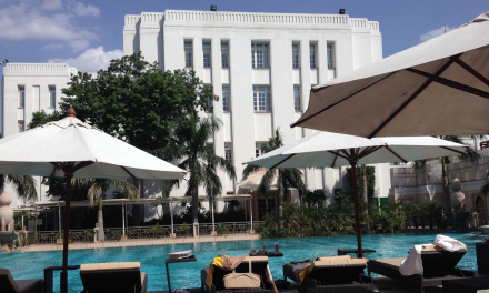 #TBT: The Imperial Hotel, New Delhi, India