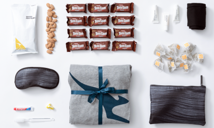 Qantas: you mean my business class amenities are worth less than AU$25, and that's including the tim tams?