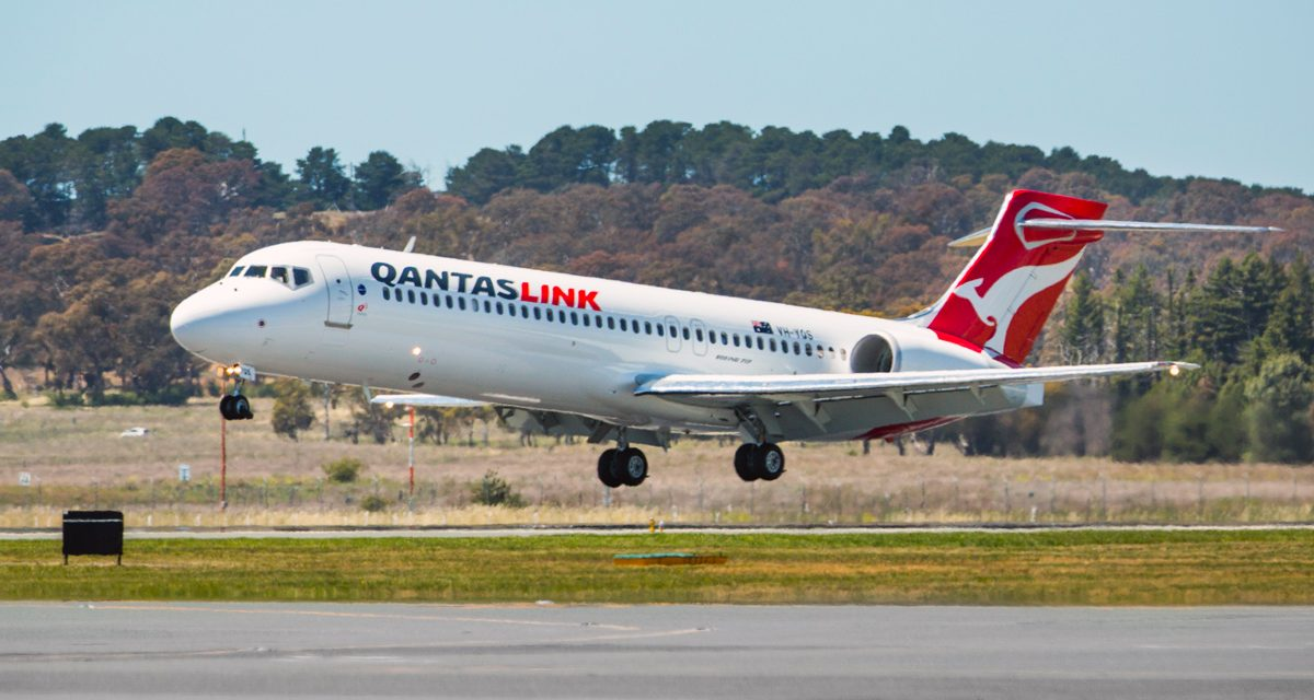 QANTAS: What is it with Launceston? Brisbane now flies there