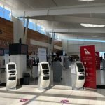 COVID-19: Experience – Adelaide Airport, QANTAS Lounge, ADL-SYD