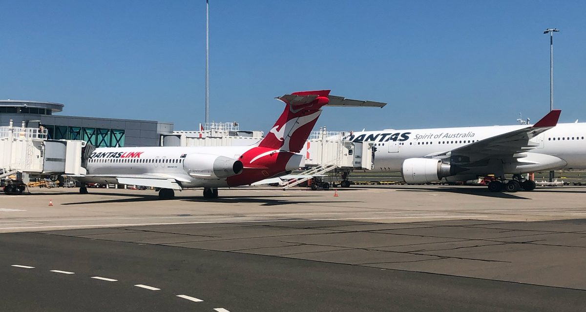 Qantas: Regional jets to get inflight entertainment from October 2021