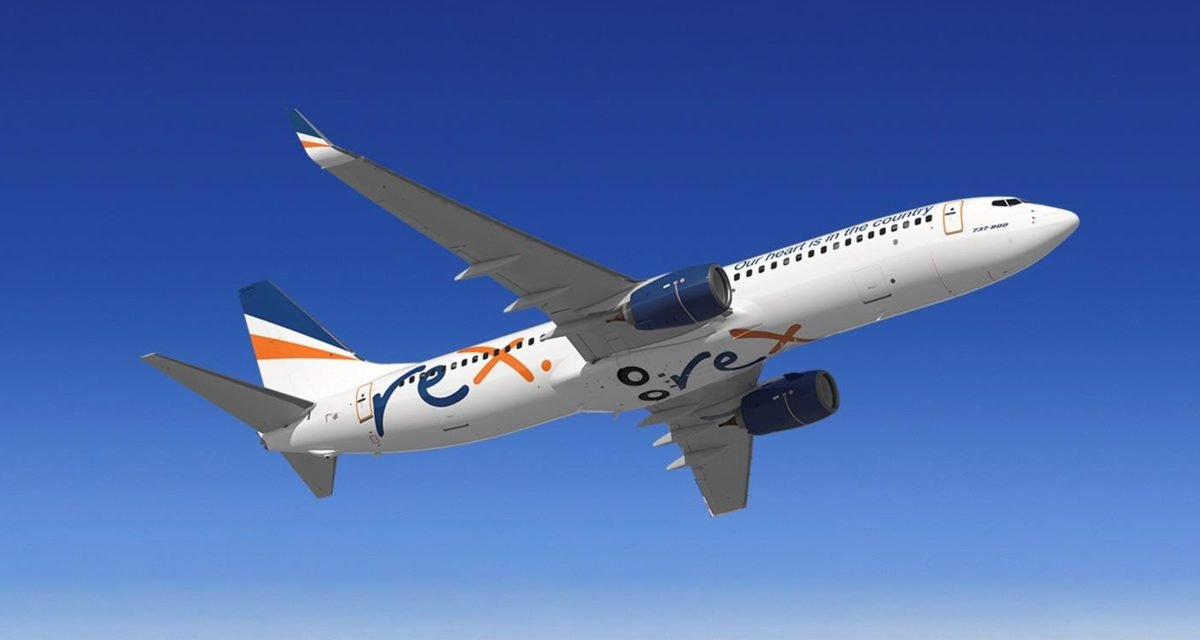 REX: What you will get when flying Business between Sydney and Melbourne from 1 March 2021