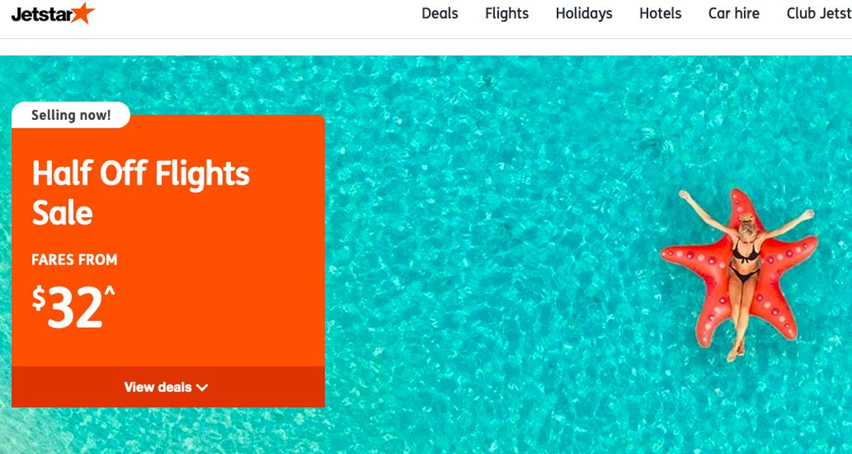 COVID-19: Half price airfares subsidised by the Federal Government start today