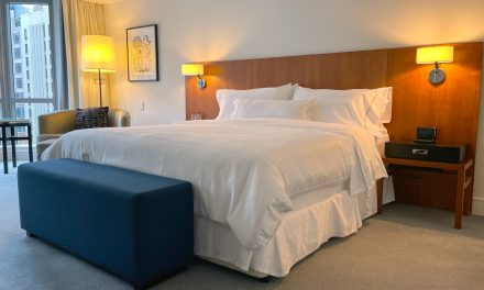Review Hotel: The Westin Melbourne, Victoria