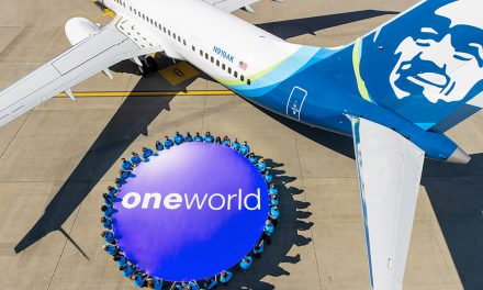One World: Alaska Airlines now a member