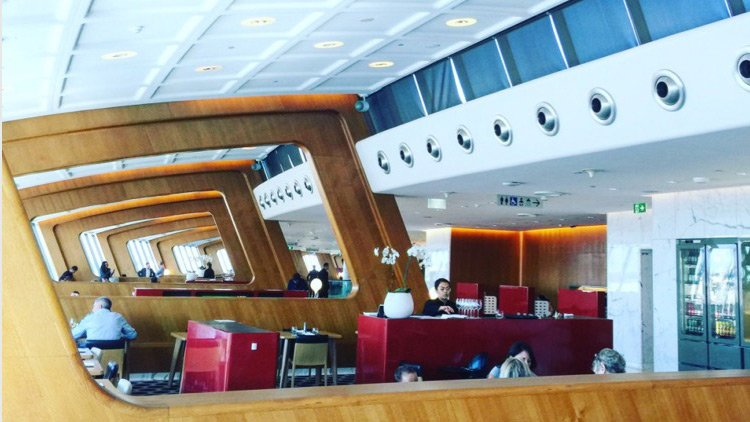 QANTAS: First Class International lounge to open on 19 April?