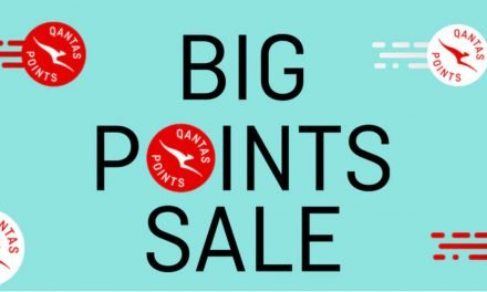 QANTAS: Points Sale – save 20% when using points – I advise against this offer!