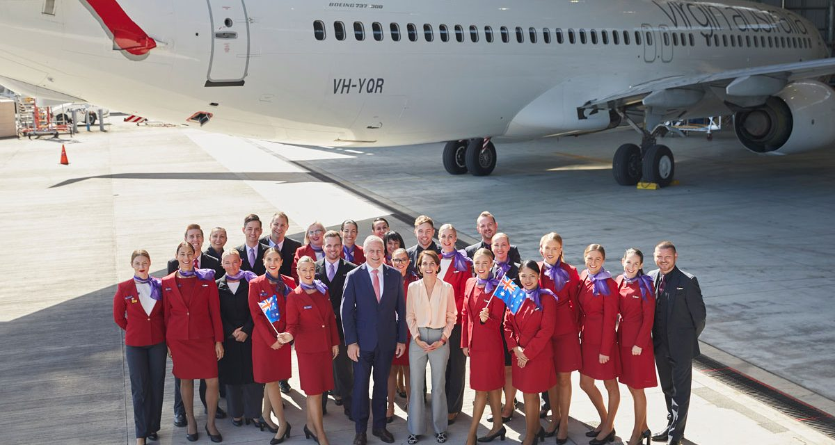 Virgin Australia: Launches New Route: ADL–LST starts today: $79 fare sale